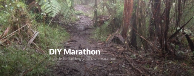 DIY Marathon – A Guide To Building Your Own Marathon